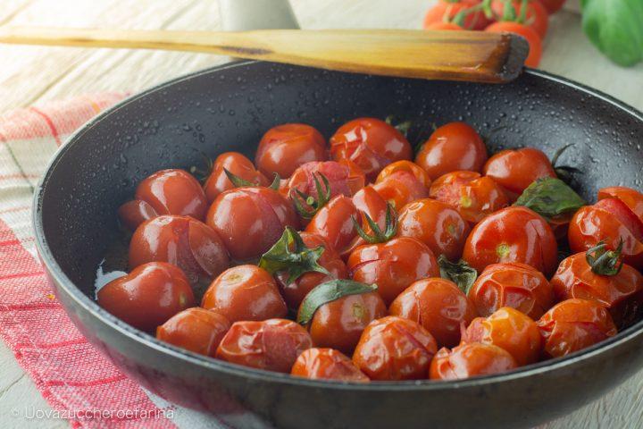 pomodorini padella ricetta contorno