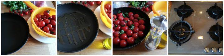 pomodorini padella ricetta passo passo contorno