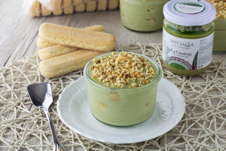 tiramisu pistacchio coppa specialia bronte