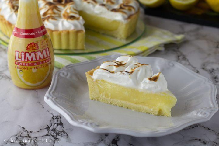 crostata limone meringata Limmi