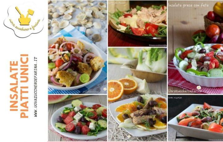 maxi insalate piatti unici estate uovazuccheroefarina