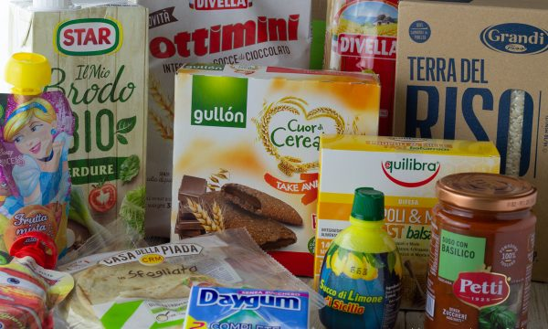 Degustabox Settembre: Speciale Made in Italy