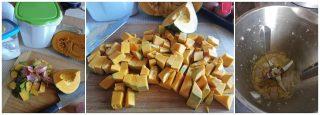 urè zucca amaretti mambo cecotec
