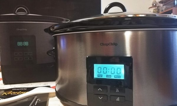 Chup Chup Matic la nuova slow cooker Cecotec