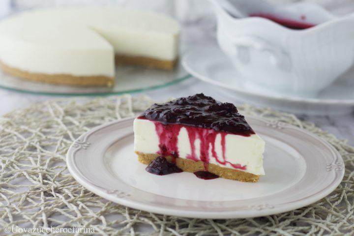 cheesecake latte condensato ricetta Mambo