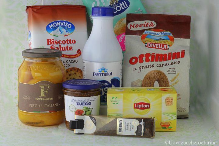 degustabox gennaio speciale colazione