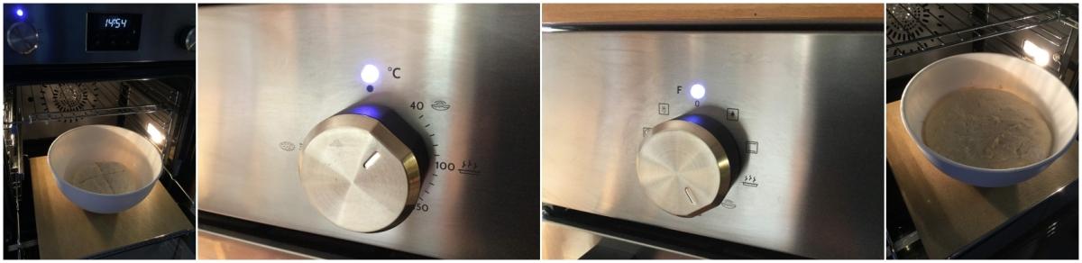 focaccia pomodorini gorgonzola funzione lievitazione
