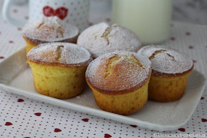 muffin yogurt greco Uovazuccheroefarina