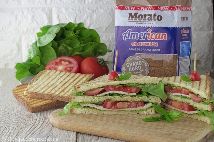 club sandwich Morato Degustabox