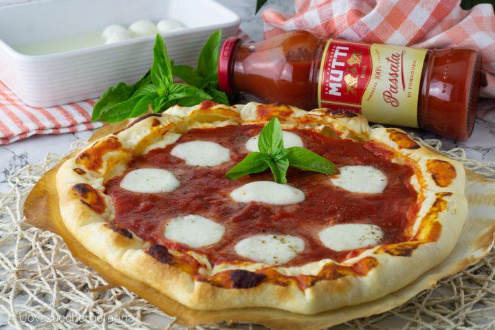 Pizza sfoglia ripiena Mutti Degustabox