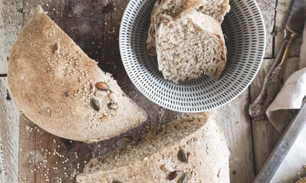 Pane morbido con esubero di licoli (senza planetaria)