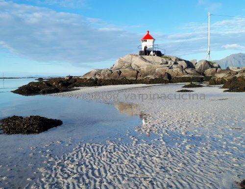 Il mio viaggio in Scandinavia.