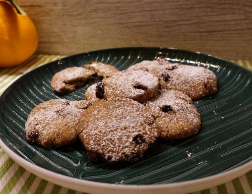 Biscotti vegani senza glutine di nonna Pina