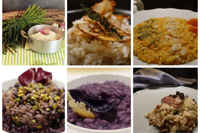 Ricette risotti facili e gustosi