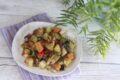 Caponata di verdure e ortaggi misti
