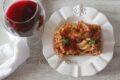 Pasta al forno con lasagne ricce