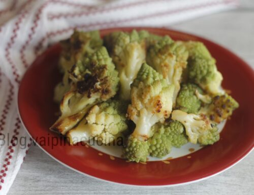 Broccolo lesso e ripassato