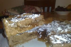 Crostata di castagne