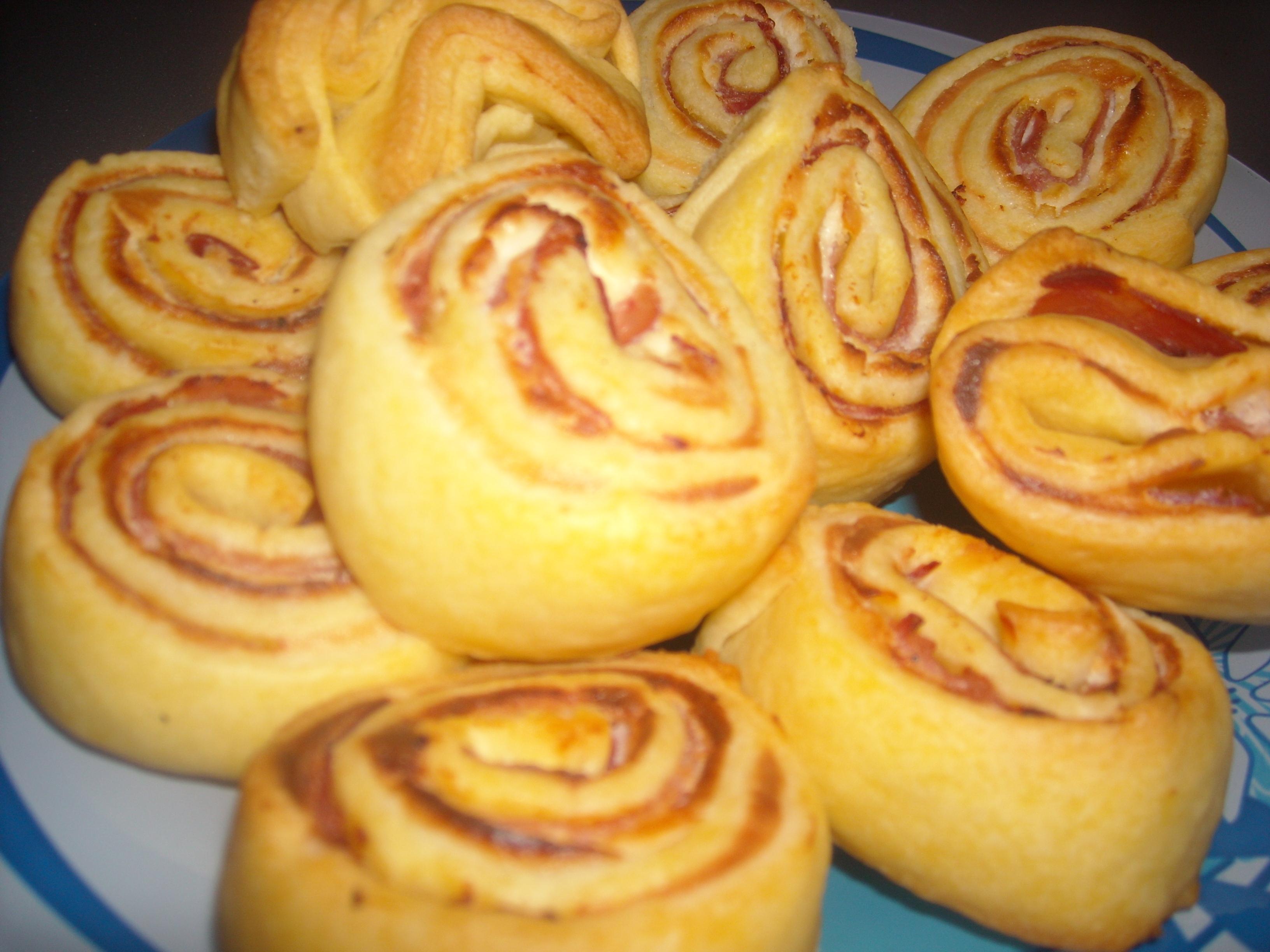Rotolini di pasta bris for Marchi di pasta da non mangiare