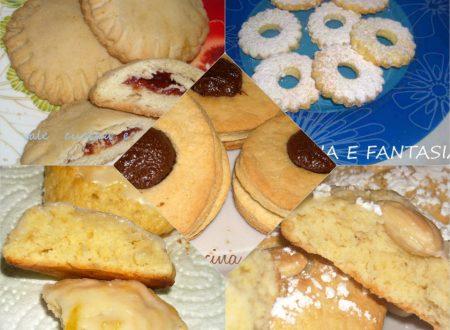 Idee di biscotti  ricette semplici