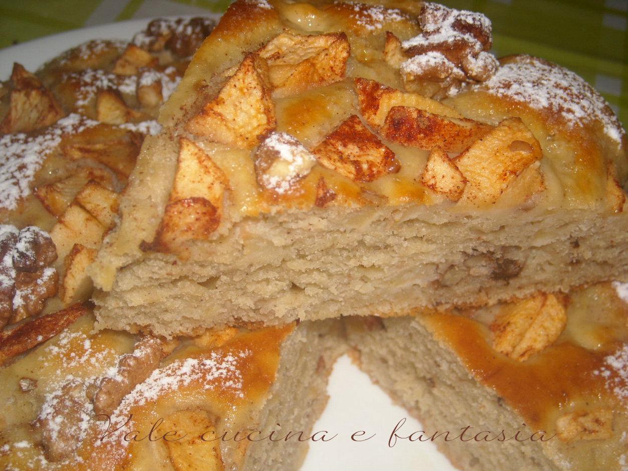 Ricette torte mele e ricotta