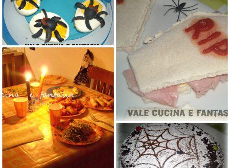 Idee di ricette per Halloween,