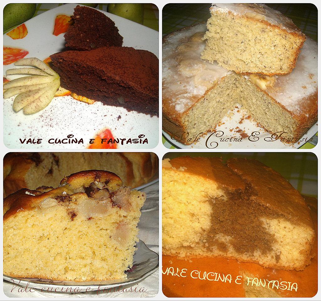 Idee di ricette per torte soffici for Ricette di torte