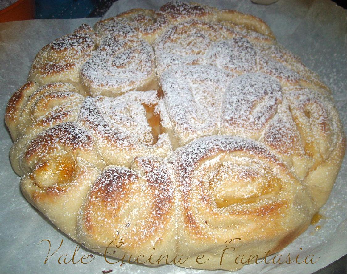 Idee di ricette per torte lievitate dolci for Ricette dolci