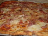 pizza all'amatriciana vale cucina e fantasia