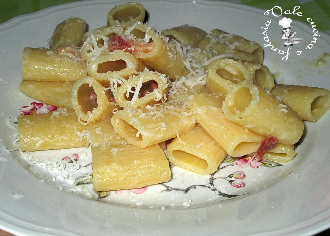 Rigatoni alla gricia | My-Rome...