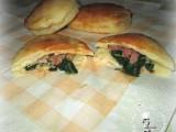 focaccine con pancetta e broccoletti vale cucina e fantasia
