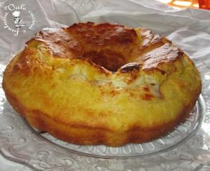 Ciambella salata con prosciutto e formaggio vale cucina e - Cucina con vale ...