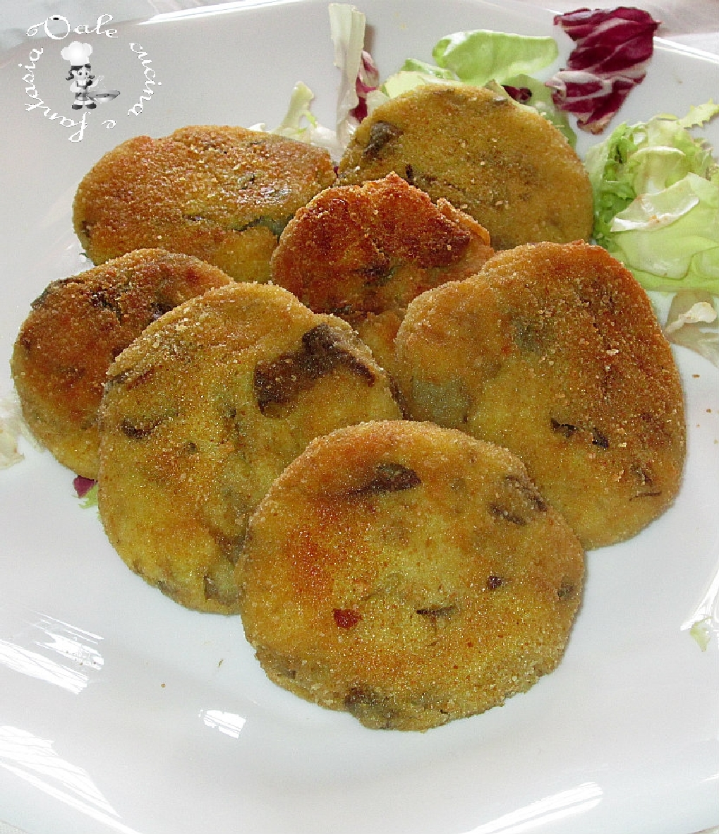 Crocchette di patate e carciofi vale cucina e fantasia - Cucina con vale ...