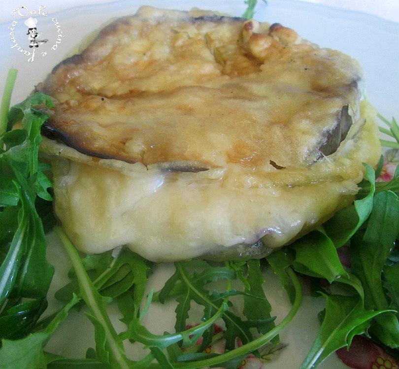 melanzane pastellate al parmigiano