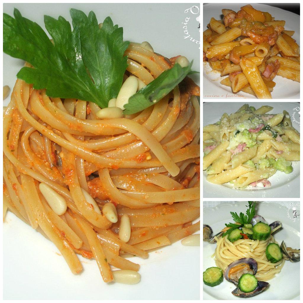 Ricerca ricette con primi piatti facili e veloci for Ricette veloci primi piatti