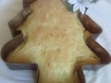 Albero di pane ripieno di salmone e philadelphia