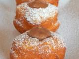 Bombe con crema di arance e nutella ricetta lievitati