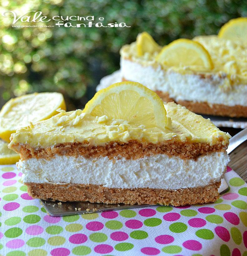 Estremamente fredda al limone e cioccolato bianco con doppio biscotto NW67