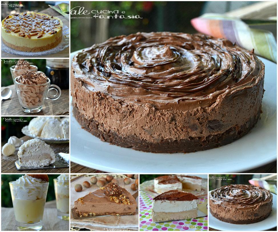 Raccolta di ricette per dolci facili estivi for Ricette dolci estivi