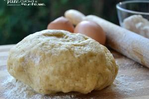 Pasta frolla alla ricotta ricetta base dolce senza burro