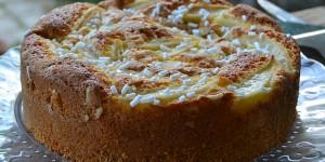 Torta pere e mascarpone sofficissima