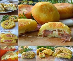 Cestini patate e gamberi ricetta antipasto facile for Ricette con patate