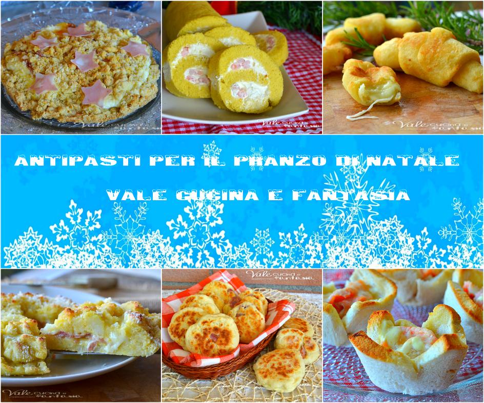 antipasti per il pranzo di natale ricette facili e veloci