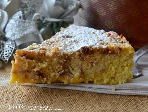 Crostata di ricotta e pandoro ricetta dolce delle feste