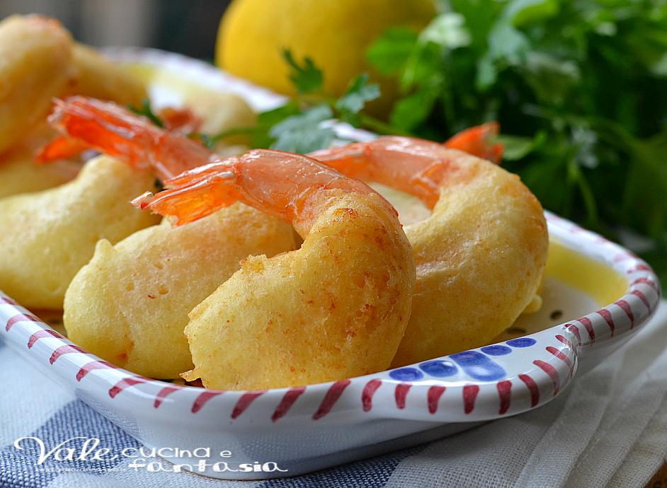 Ricetta pastella per pesce fritto