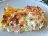 Lasagne al salmone e gorgonzola ricetta primo piatto