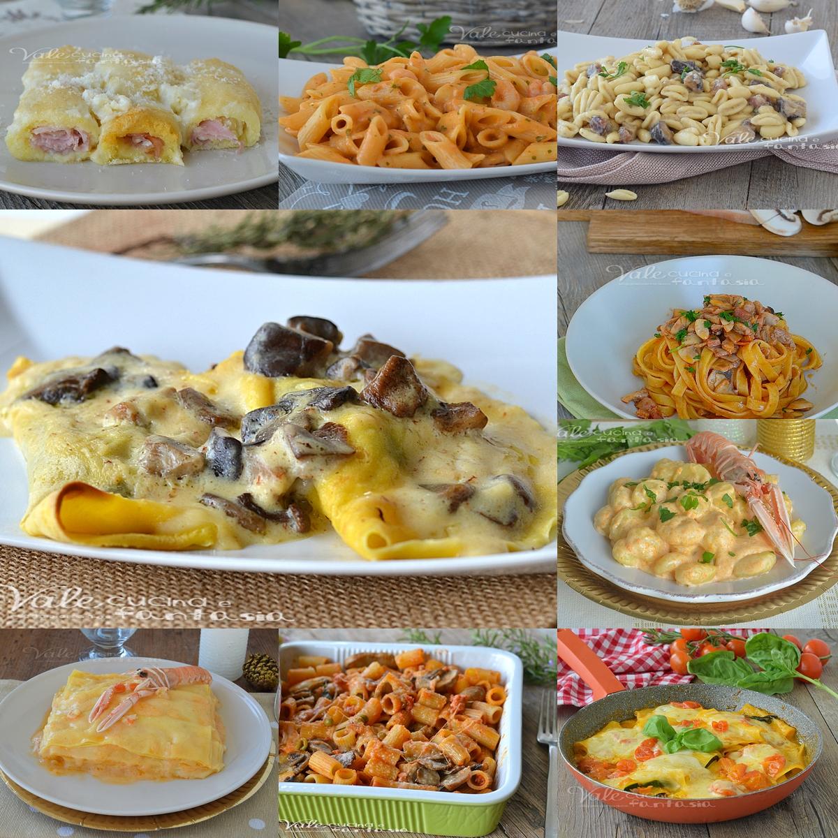 Primi piatti per il pranzo di natale ricette gustose e facili for Ricette per primi piatti