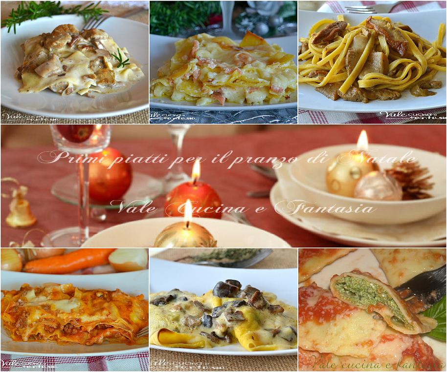 Ricerca ricette con primi piatti pranzo di natale for Primi piatti facili