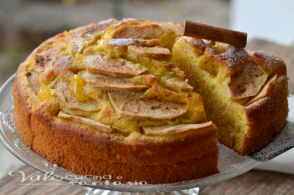 Ricetta torta alla ricotta senza burro