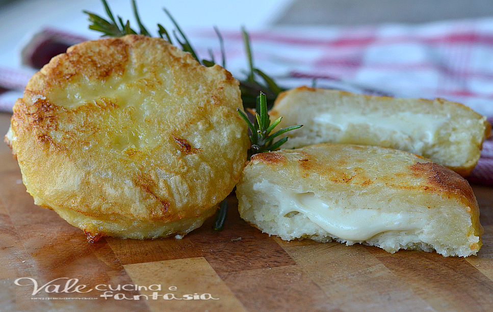 Medaglioni di patate in carrozza for Quando raccogliere le patate